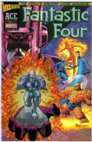 Fantastic Four #48 Wizard Ace Edition 1st App Silver Surfer Stan Lee Marvel comic book